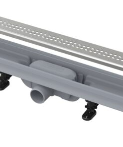 APZ9 – Rigola pentru dus cu margine pentru gratar perforat