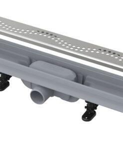 APZ8-Rigola pentru dus cu margine pentru gratar perforat