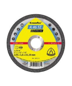 A 46 TZ Special – Discuri de debitare Kronenflex® pentru otel inoxidabil si otel