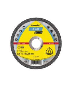 A 60 Extra – Discuri de debitare Kronenflex® pentru otel inoxidabil si metal universal