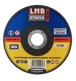 LMD – Discuri abrazive securizate pentru debitat inox