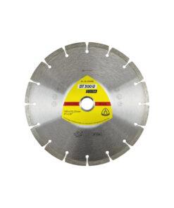 DT 300 U Extra – Disc diamantat segmentat pentru BETON si materiale de santier de uz general