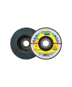 SMT 624 Supra – Discuri lamelare frontale pentru otel inoxidabil si otel