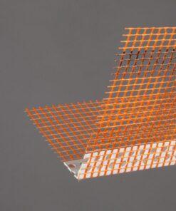 Profil PVC MAX cu plasa de 10×10 cm