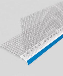 Profil PVC cu picurator pentru balcon