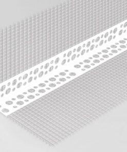 Profil PVC cu plasa de 10×10 cm