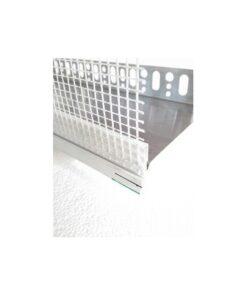 Profil PVC cu picurator pentru soclu