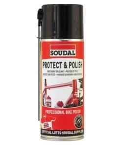 Spray polish, Soudal, 400ml