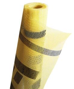 Plasa fibra sticla PRO 165 gr/mp, 55mp/Rola
