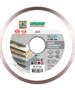 Disc diamantat Hard Ceramics 200mm 1A1R 200×1, 6x10x25, 4 , pentru placi ceramice si tigla de portelan