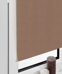 Rolete textile Standard GG-16, Rulou semi-opac, culoare Maro deschis