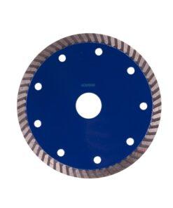 Disc diamantat StahlbetonPRO SBP 125mm pentru tăierea uscată a betonului, beton armat, plăci de pavaj, beton greu, beton de bordură, gresie