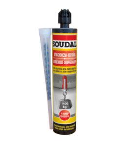 Ancora chimica, Soudal, Soudafix P300 SF 280 ml