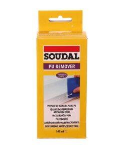 Solutie curatare spuma poliuretanica, Soudal, 100ml