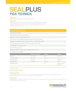 Adeziv Seal Plus 600 ml, Revestech