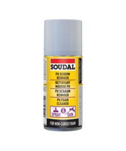 Solutie curatare spuma poliuretanica, Soudal, 150ml