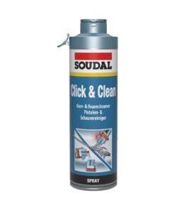Solutie curatare spuma poliuretanica, Click & Clean, 500ml