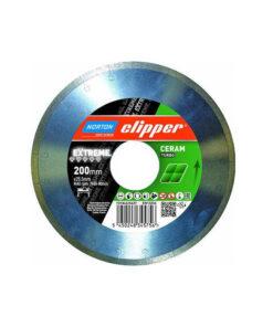 Disc diamantat Norton Clipper Extreme Ceramic Ø 350×25,40 mm