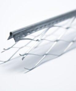 Profil tencuiala otel zincat MAX 50×50 mm