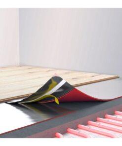 Izolatie parchet pentru incalzirea prin pardoseala , MAX-POD ALU Professional, 1buc x 15mp2, grosime 2mm